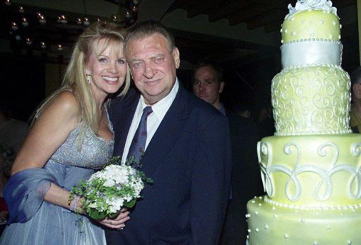 Rodney Dangerfield and Joan Child