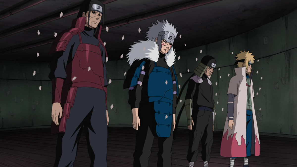 The revived Hokage