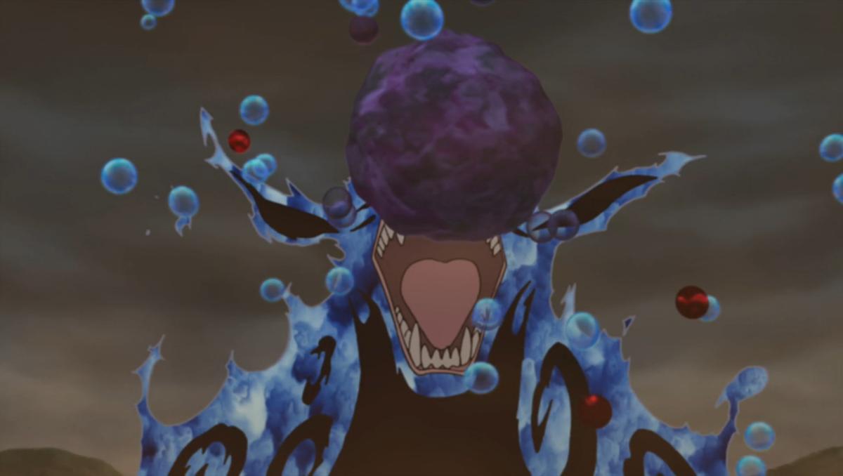 Matatabi's Tailed Beast Ball