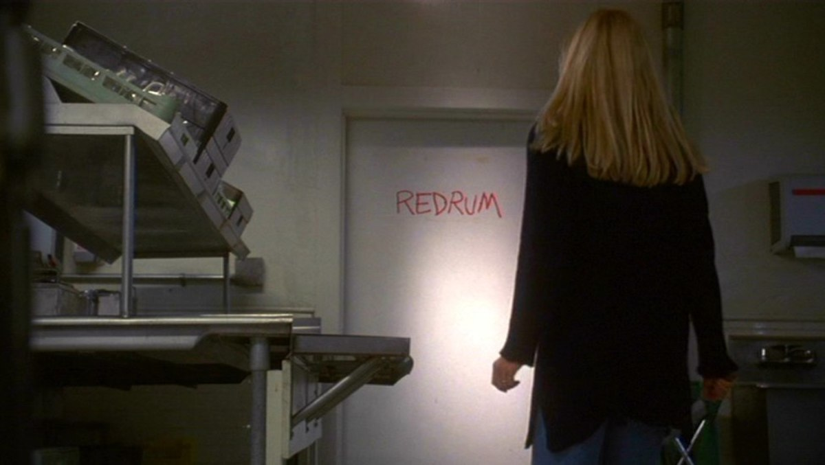 Redrum... whatever could it mean?