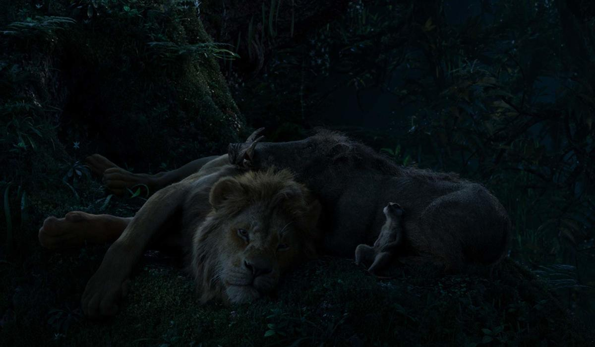 Look at that. Movie is so lazy the cast is literally sleeping through the production!