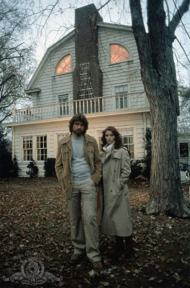 112 Ocean Avenue is one of the most notorious haunted houses in the horror movie genre.