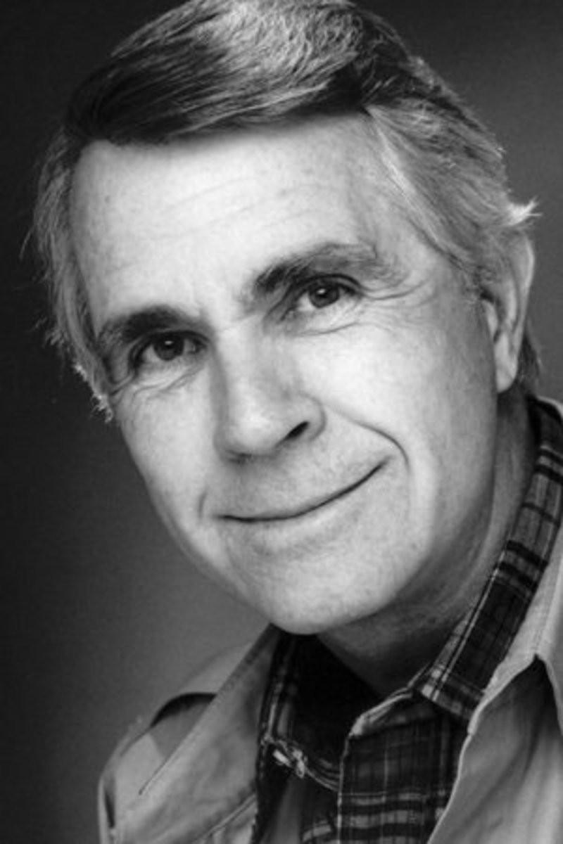 James Noble (March 5, 1922 – March 28, 2016)