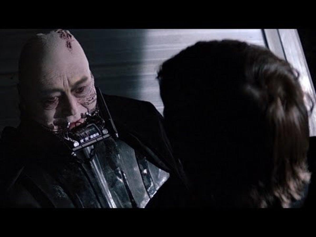 Darth Vader redeemed