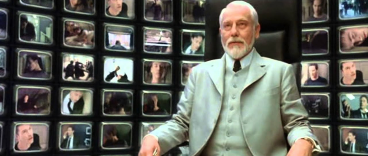 "In the second movie, we meet The Architect (Helmut Bakaitis).  According to The Architect, there was someone around referred to as ""The One"" from the beginning of the Matrix."