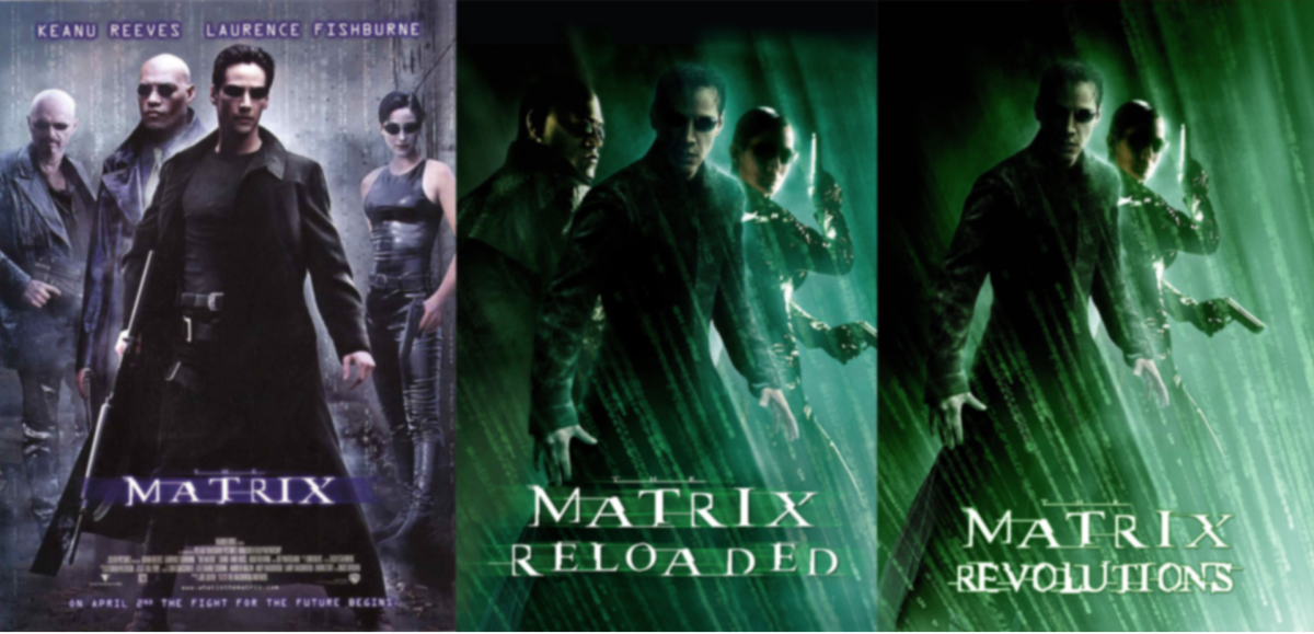 The three Matrix movies earned more than $1.6 billion at box offices throughout the world.