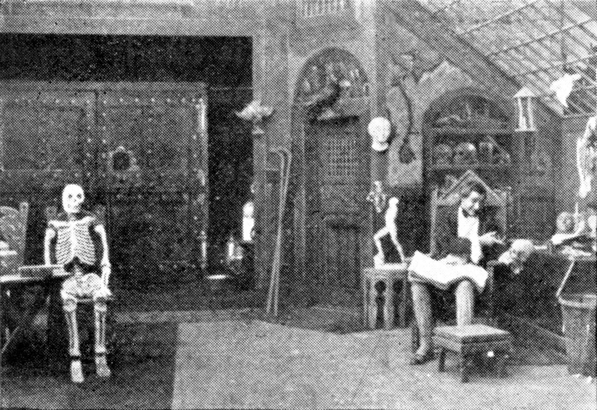 Augustus Phillips as Victor Frankenstein