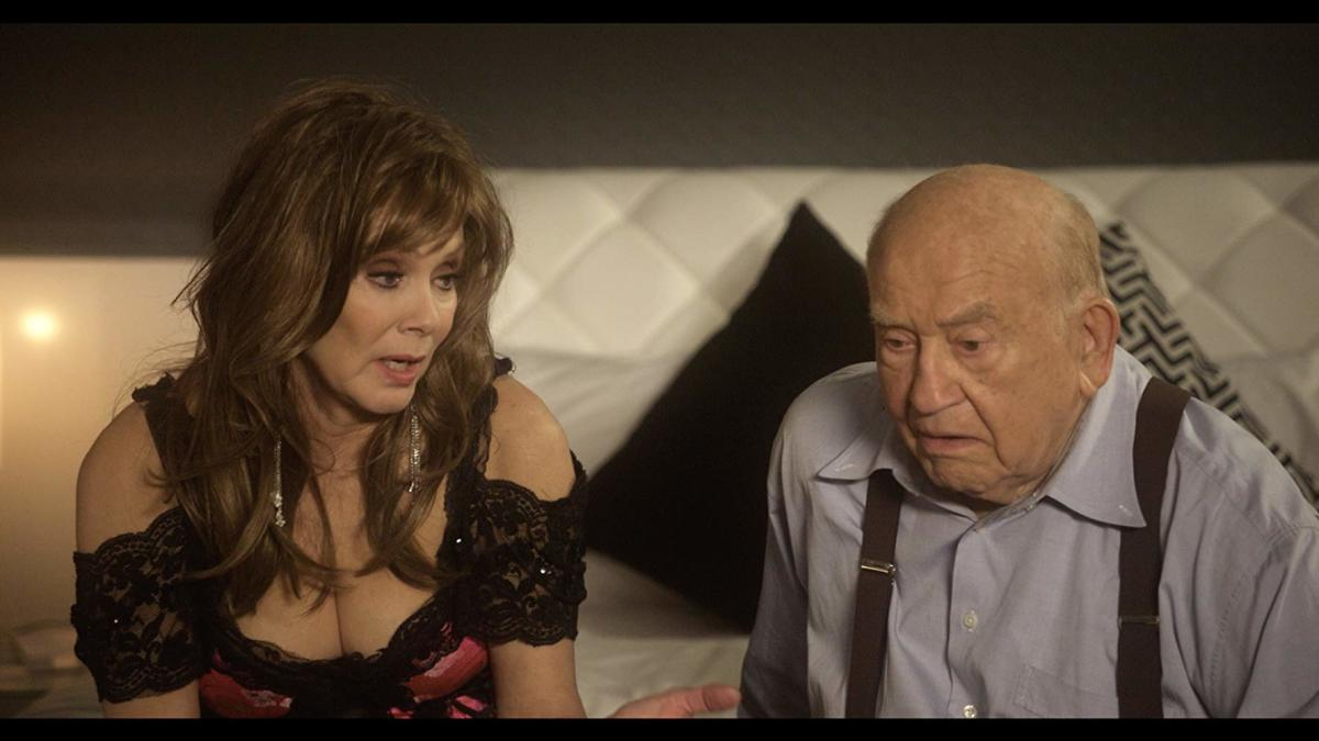 "Jean Smart & Ed Asner in ""Getting Ed Laid"" (2016)"