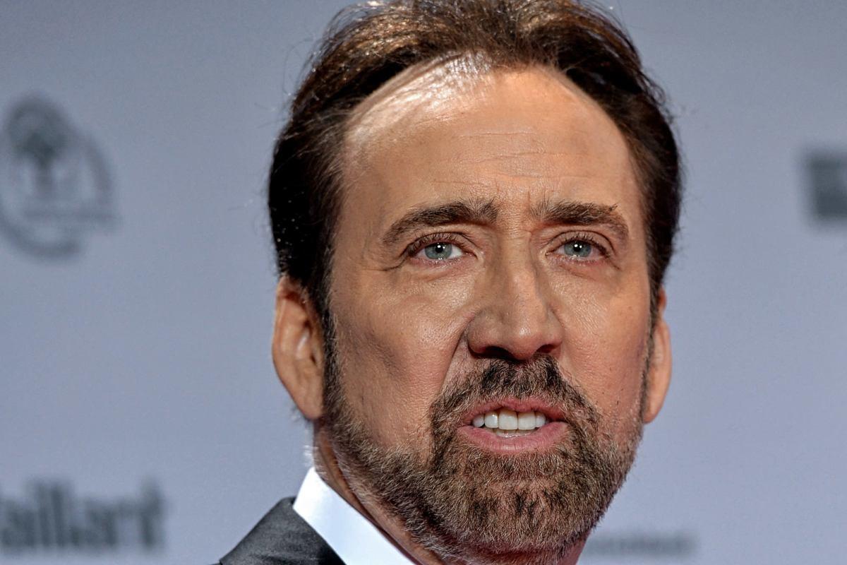 Nicolas Cage Today