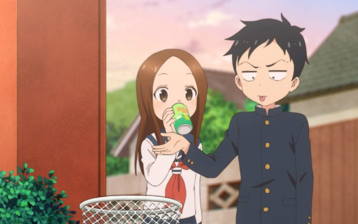 Takagi-san will never tire out of teasing Nishikata. Will Nishikata finally be able to tease her back?