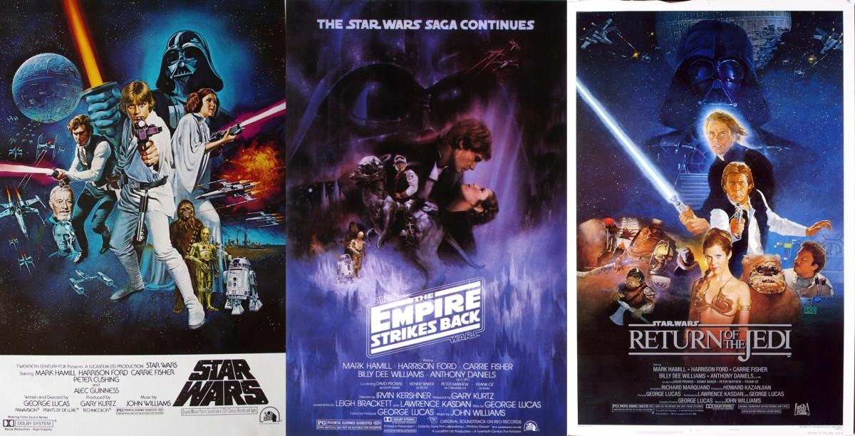 One of the best trilogies of all time.