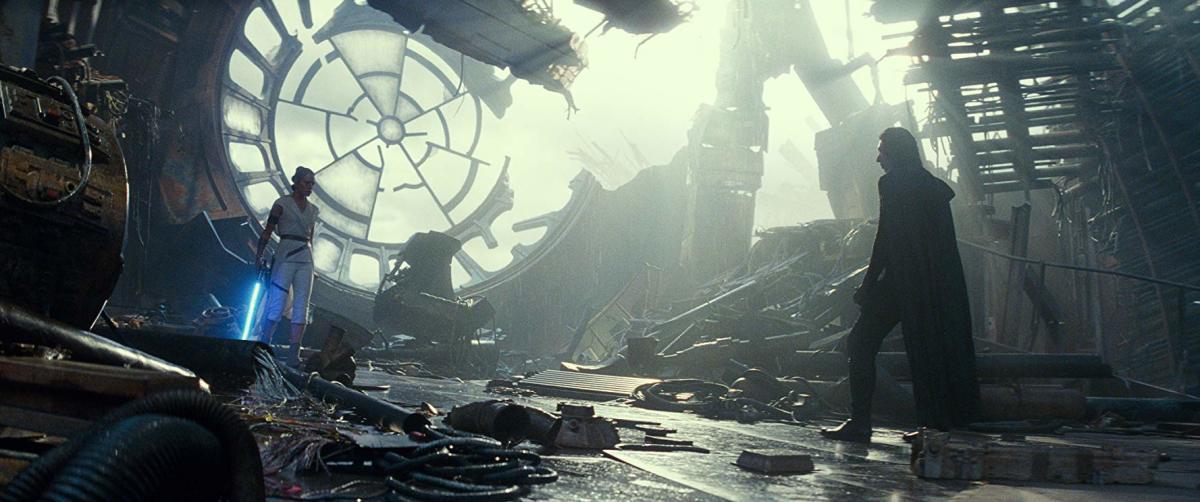 Hundredth throne room scene.