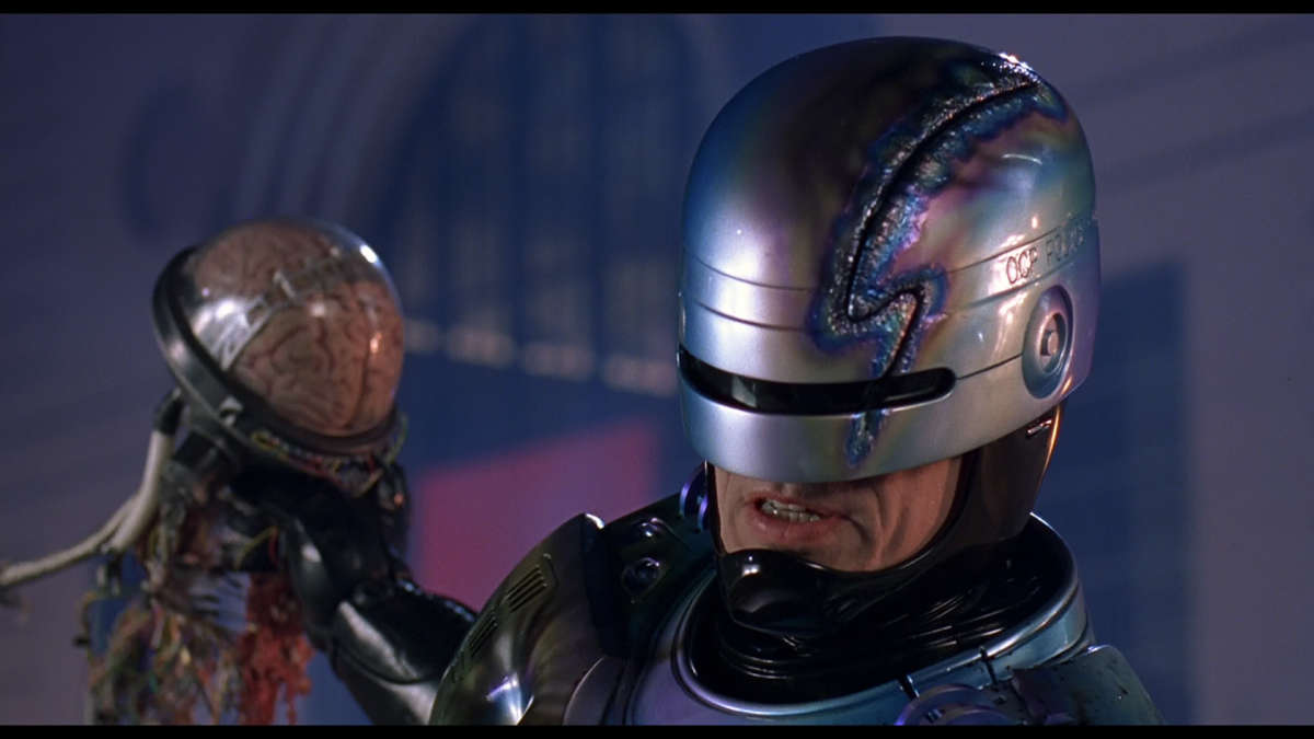 Hmm... I may know why RoboCop 2 isn't as great of a sequel as Empire.