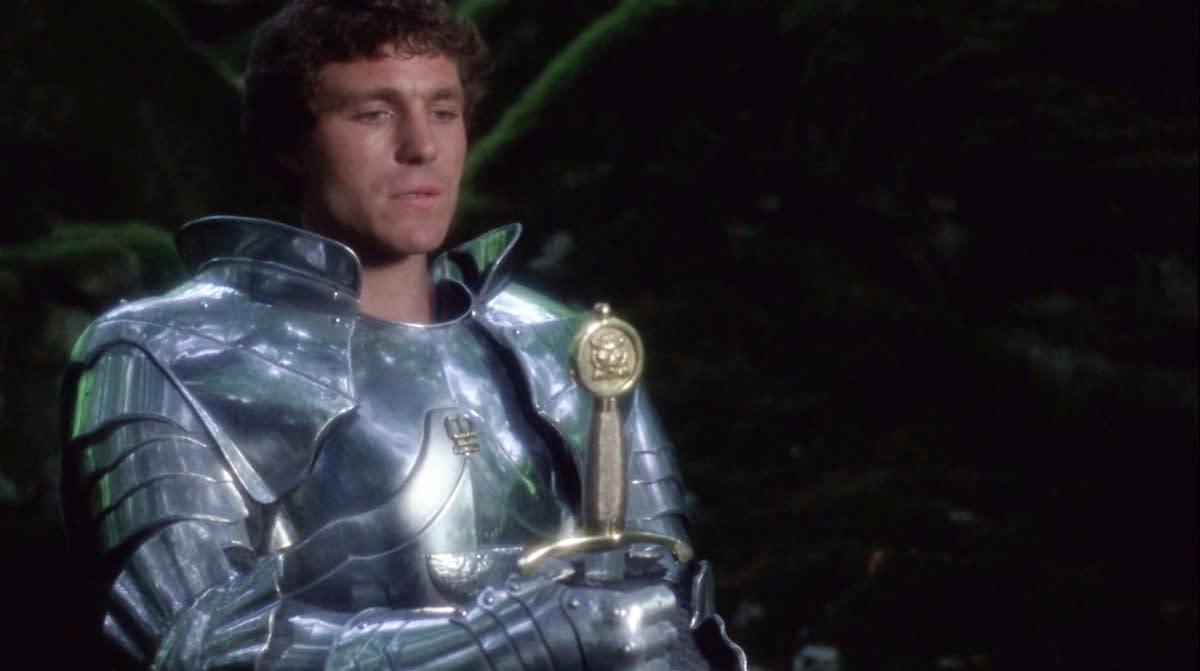 Sir Lancelot (Nicholas Clay)