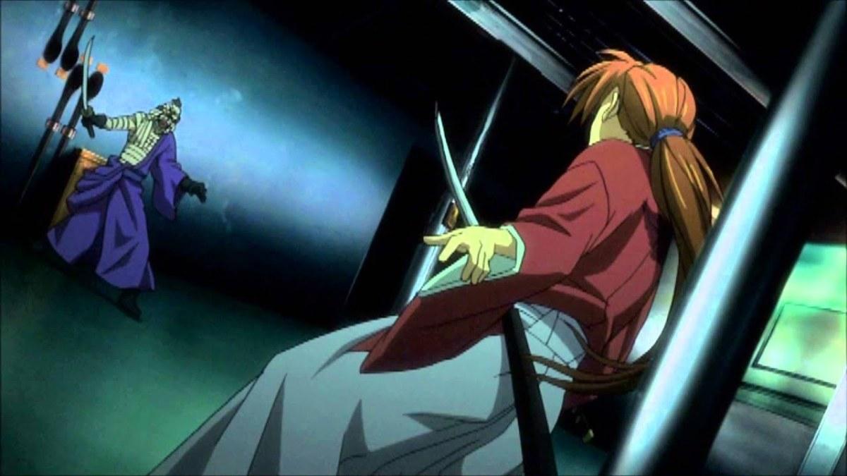Kenshin vs Shishio (New Kyoto arc)