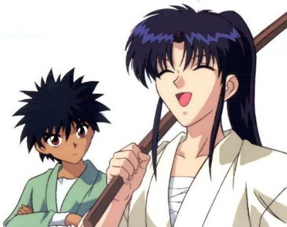 Yahiko and Kaoru
