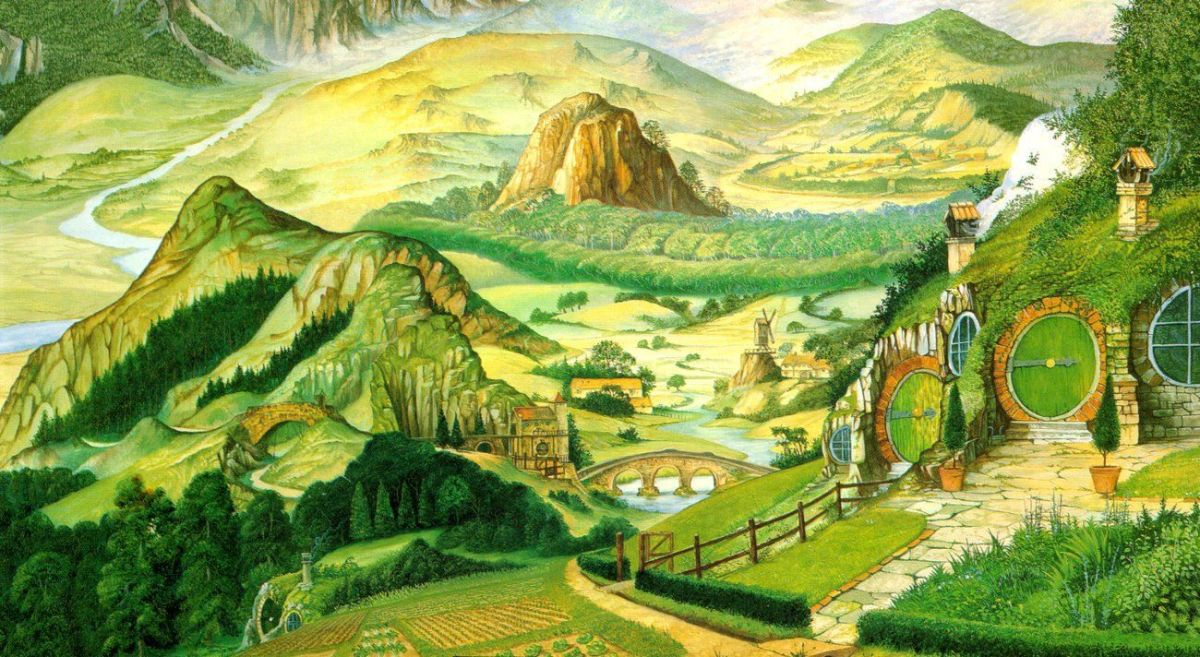"""Tolkien was famously for escapism: """"If we value the freedom of mind and soul, if we're partisans of liberty, then it's our plain duty to escape, and to take as many people with us as we can!"""""""