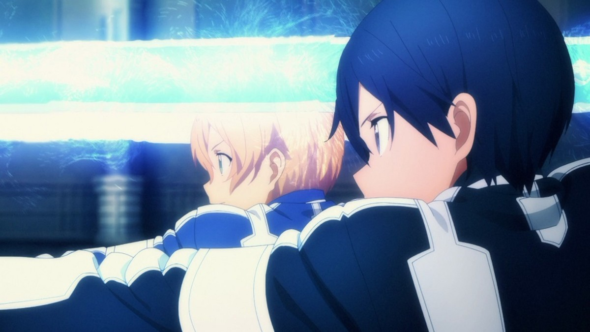 Kirito and Eugeo continues to carve a path towards the highest floor of the Axiom Church. Will they find the answers they seek? Or will desolation and despair engulf the both of them?
