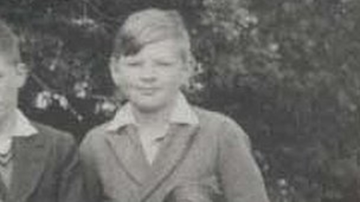 Young Benny Hill
