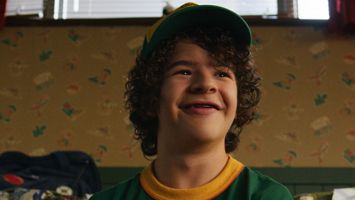 Matarazzo plays the role of Dustin in the Netflix series Stranger Things