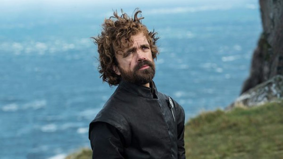 "Peter Dinklage as Tyrion Lannister is HBO's ""Game of Thrones"""