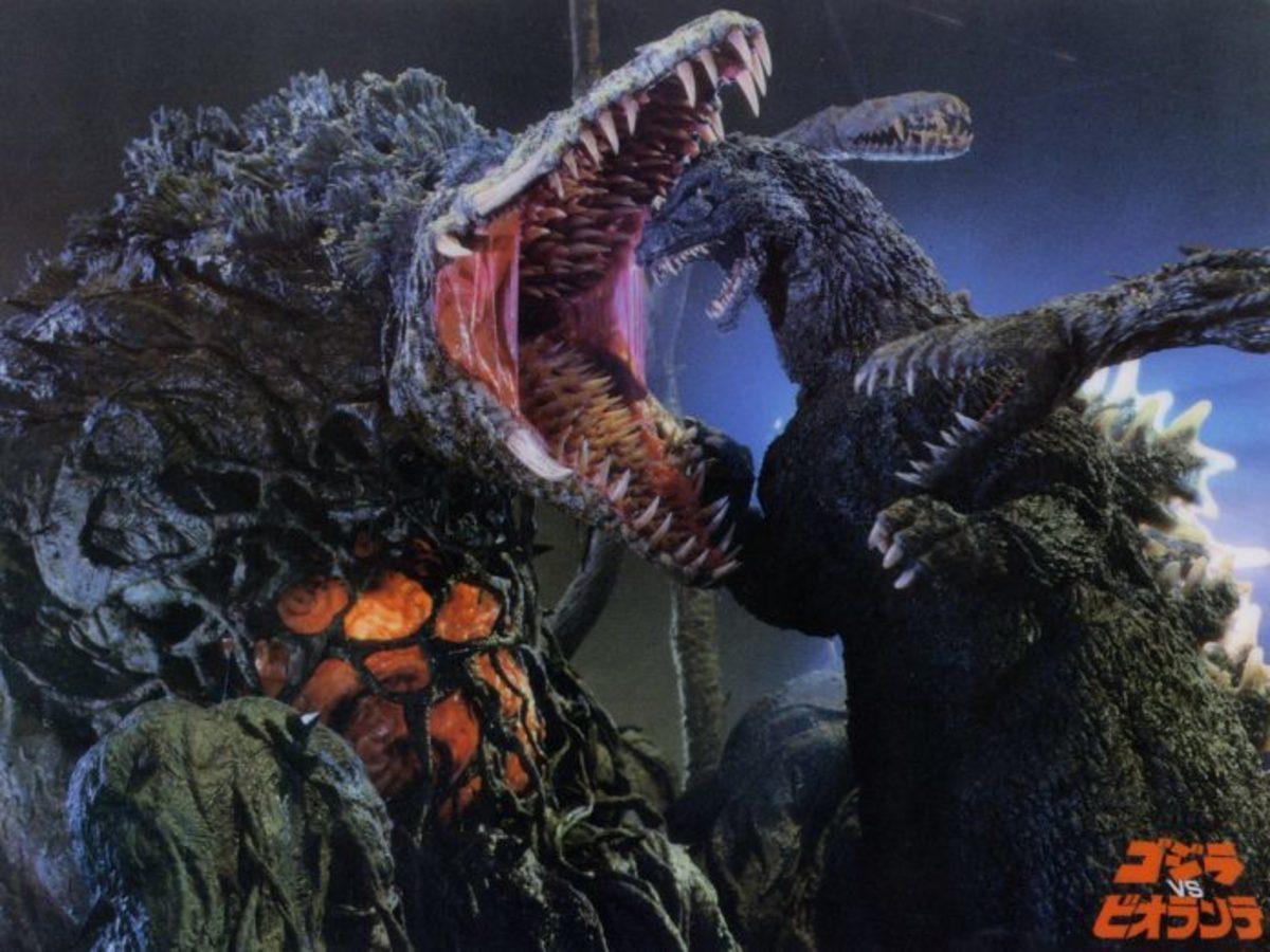 Biollante vs. Godzilla