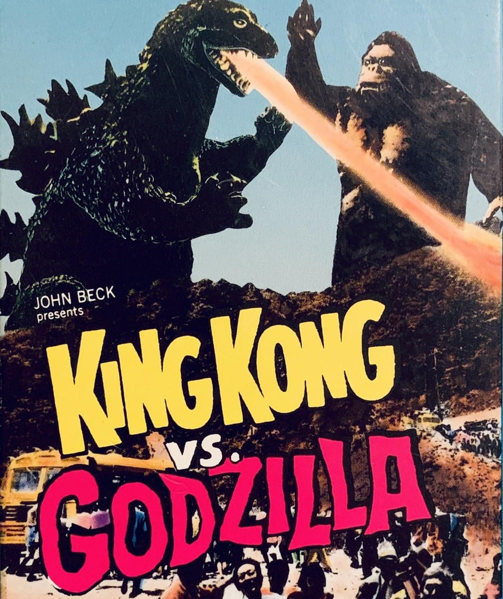King Kong vs. Godzilla 1962