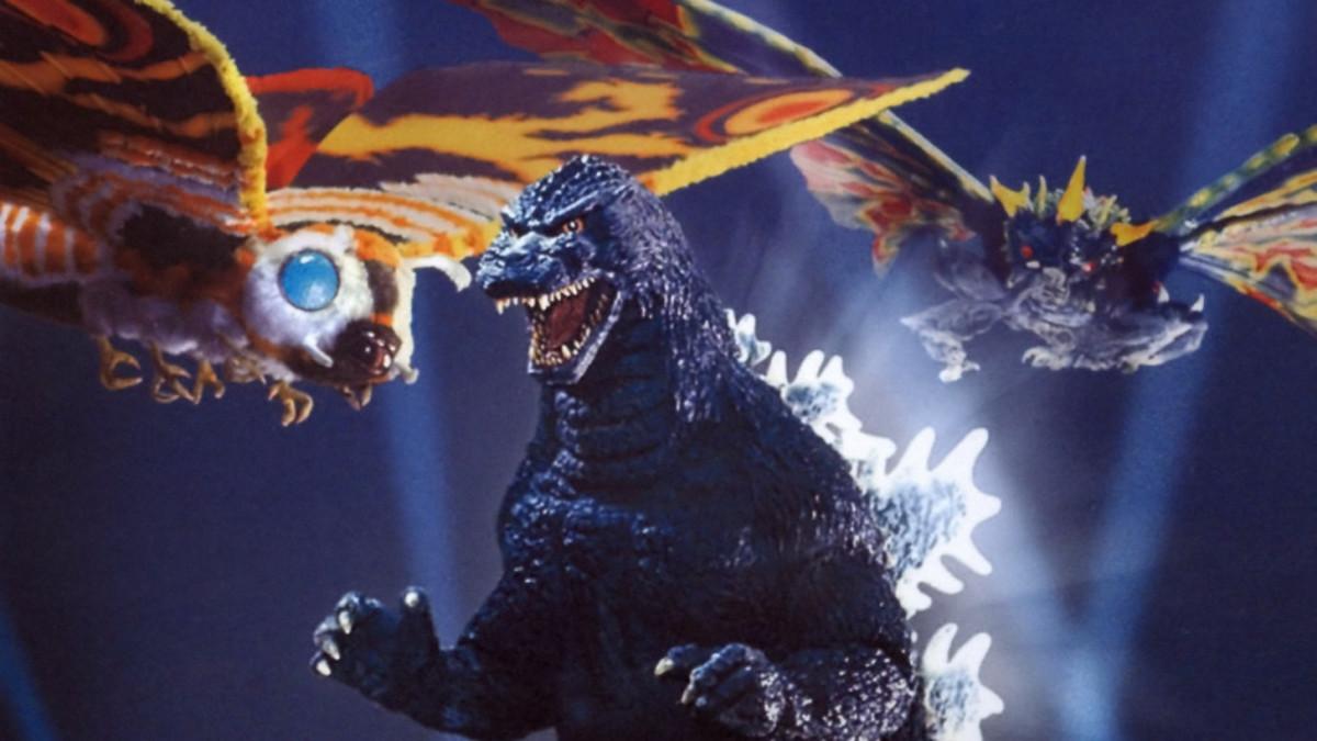 Godzilla and Mothra: The Battle for Earth