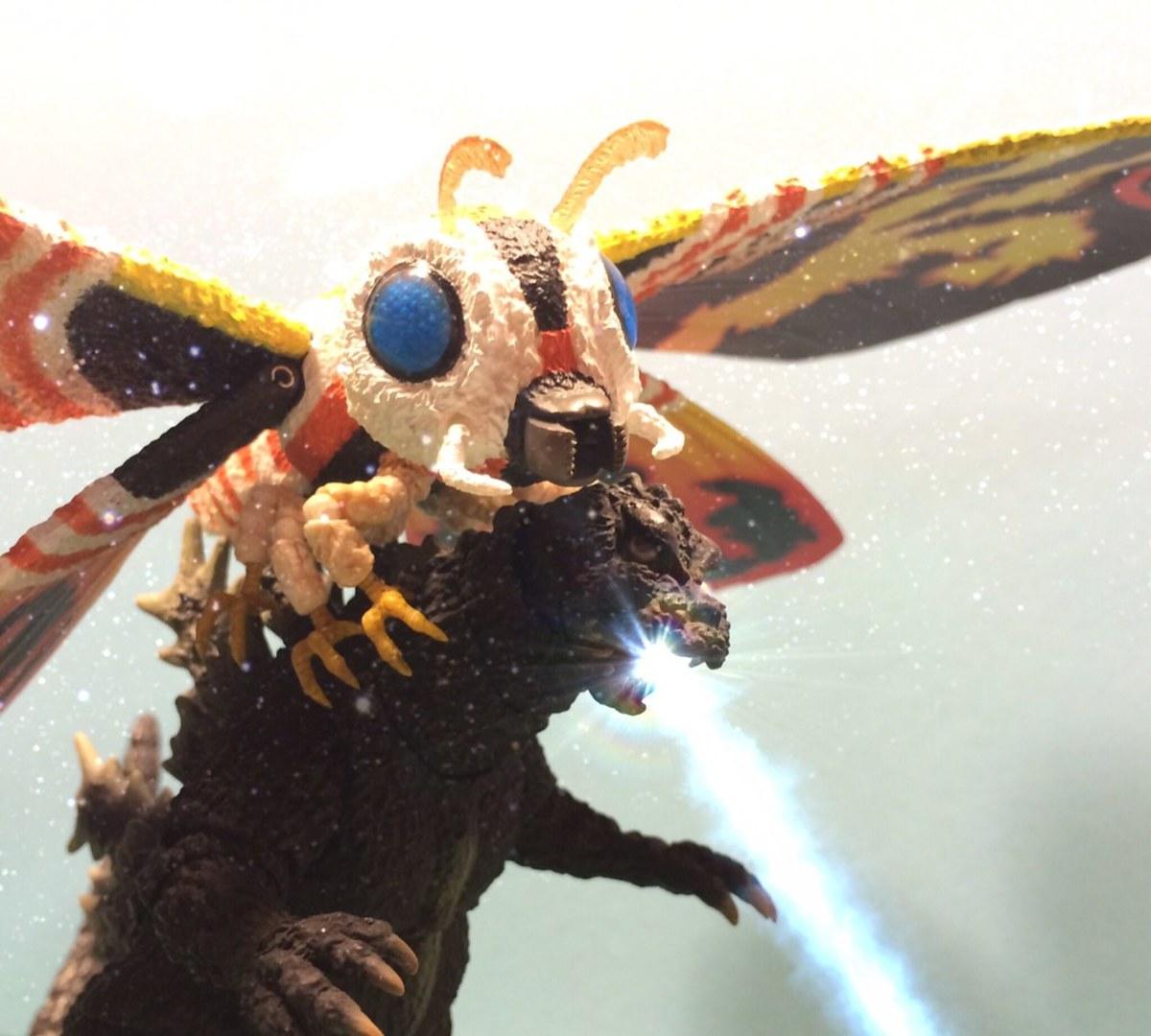 Mothra vs. Godzilla