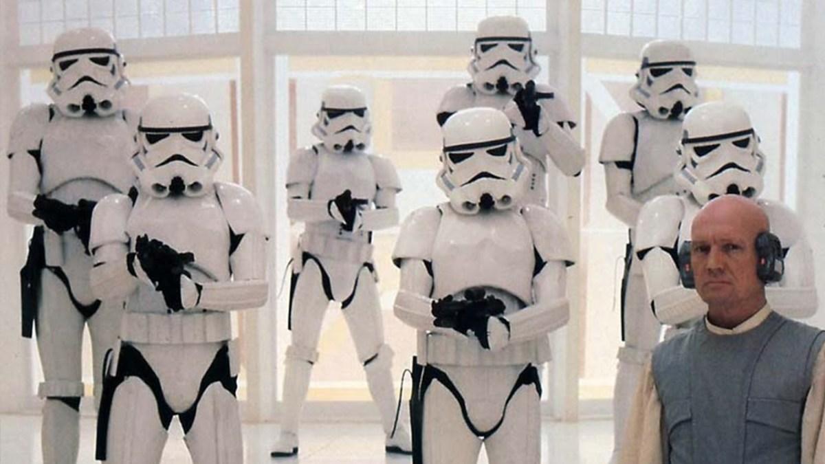 Stormtroopers in Cloud City