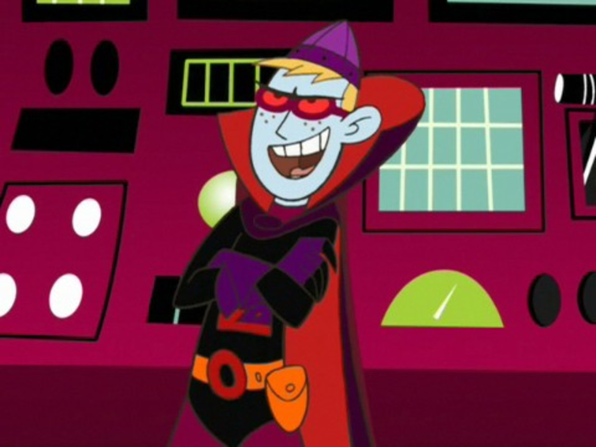 Evil Ron Stoppable