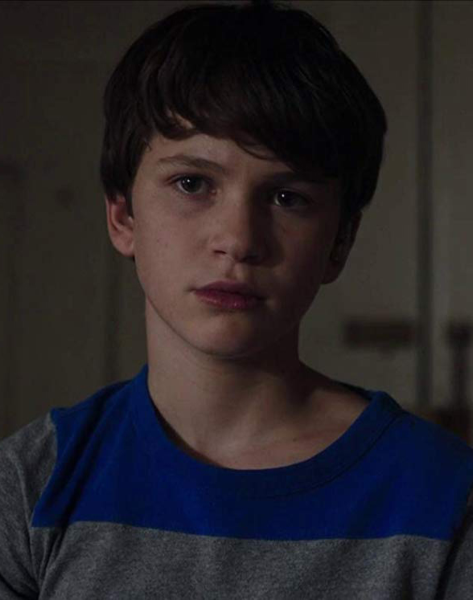 Gabriel Bateman as Andy Barclay.