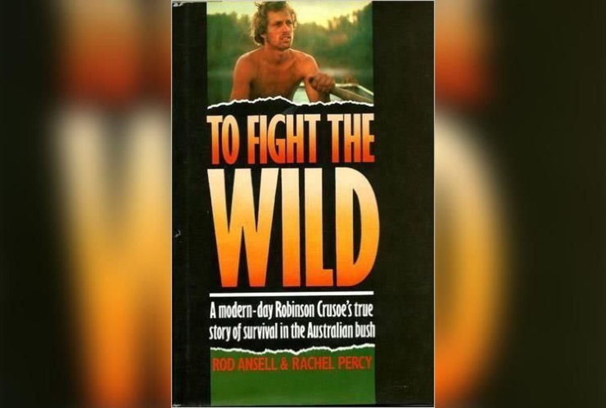 To Fight The Wild book