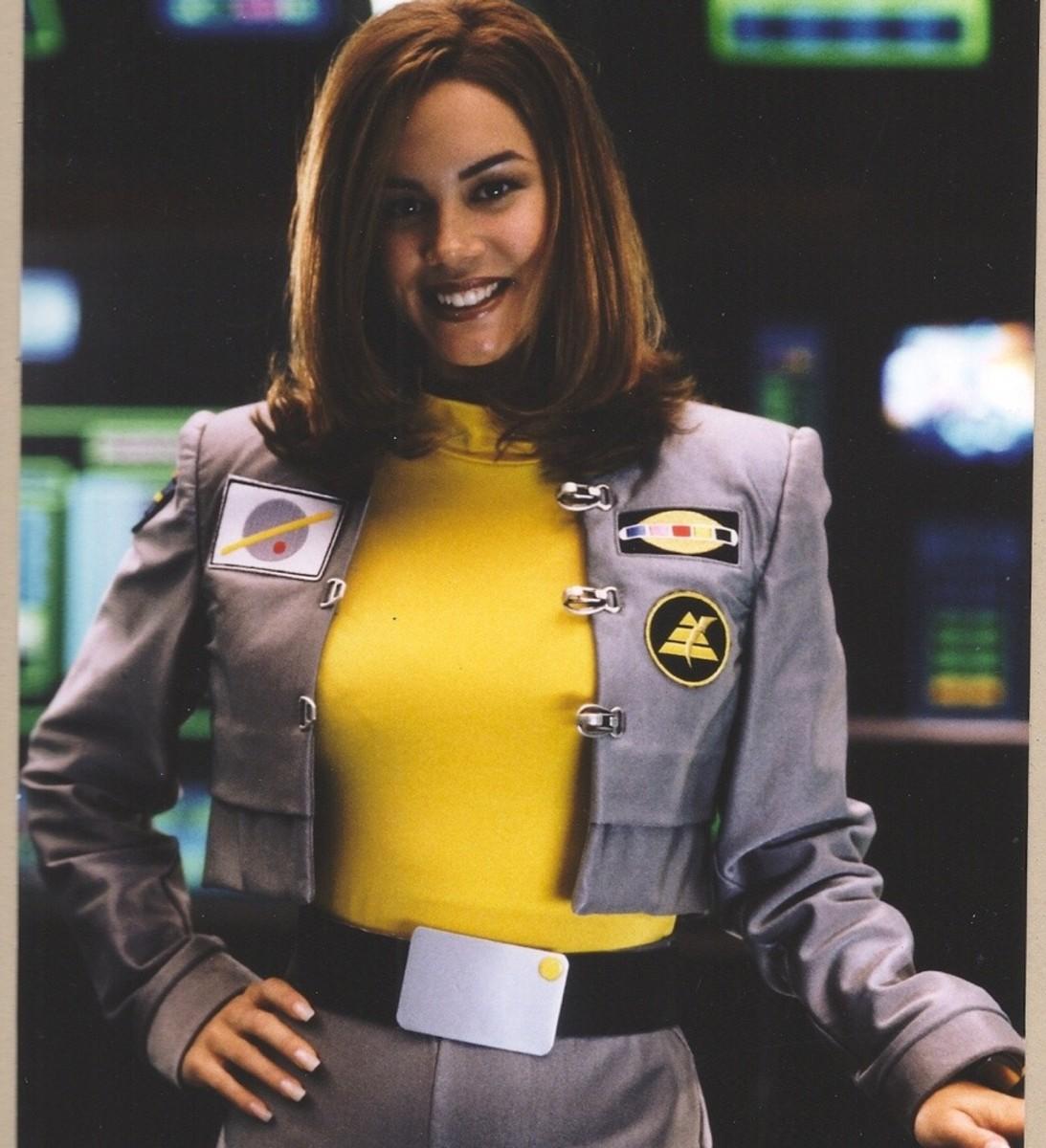 Yellow Ranger Ashley