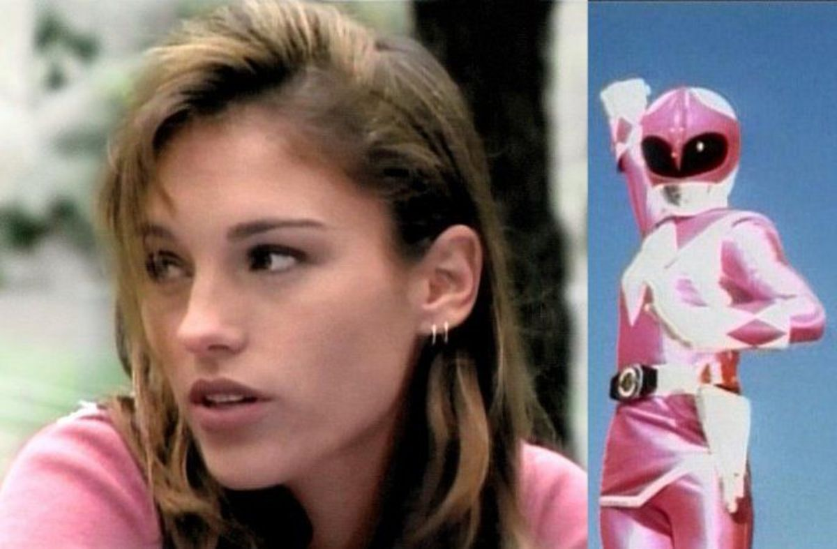 Pink Ranger Kimberly