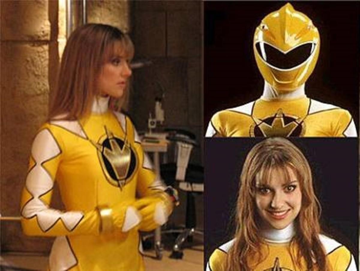 Yellow Ranger Kira