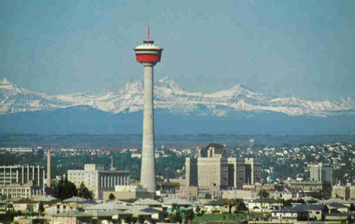 Calgary Tower (1967)