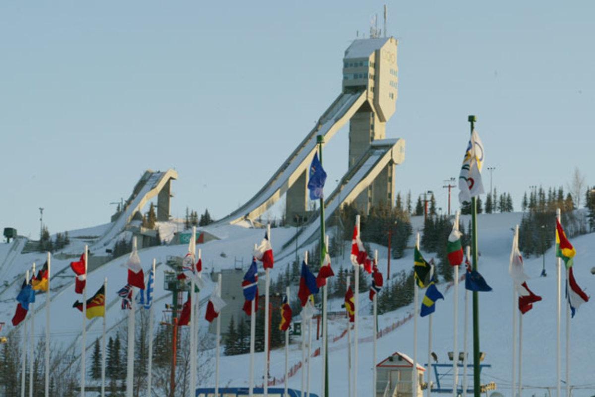 Calgary Olympic Park