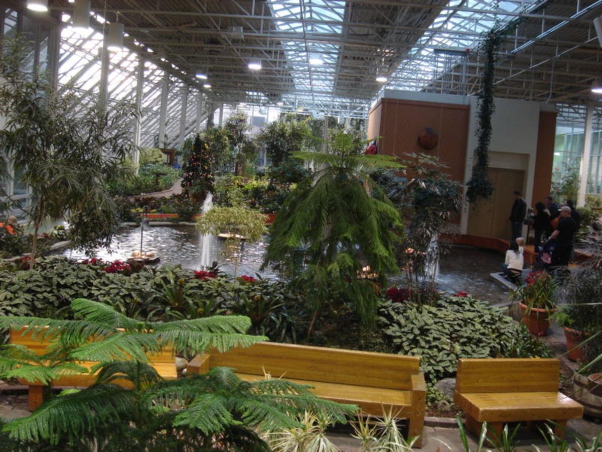 Devonian Garden