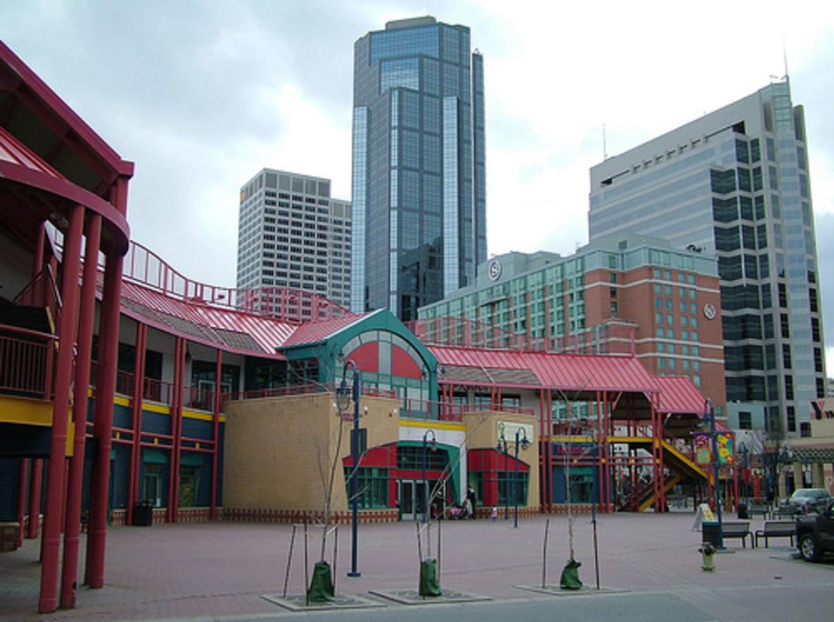 Eau Claire Market - Calgary