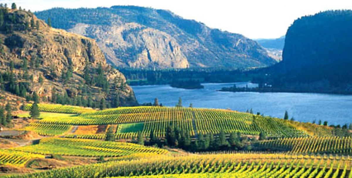 Kelowna, British Columbia
