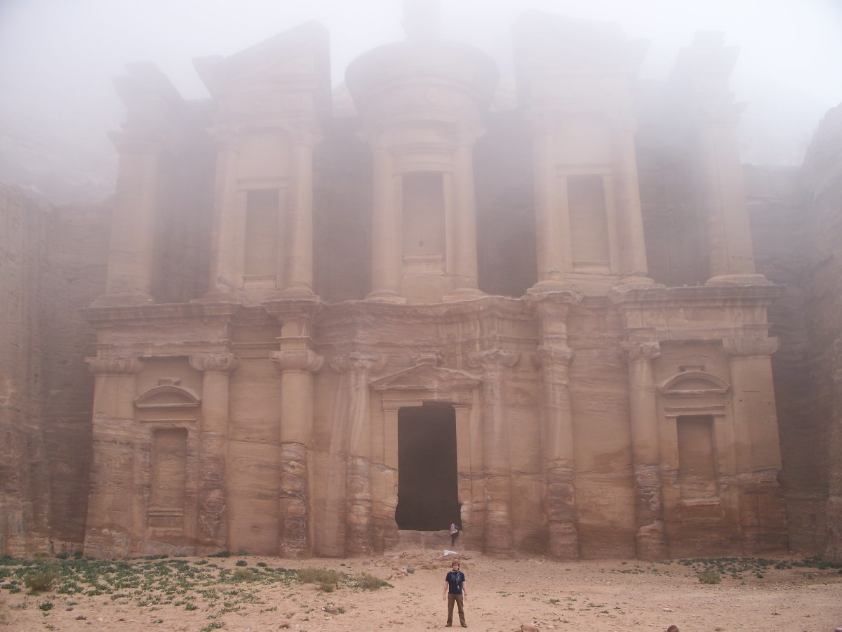 """""""The Monastery"""""""