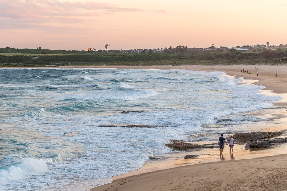 ...but Australia has many other beaches which are just as beautiful, but less crowded