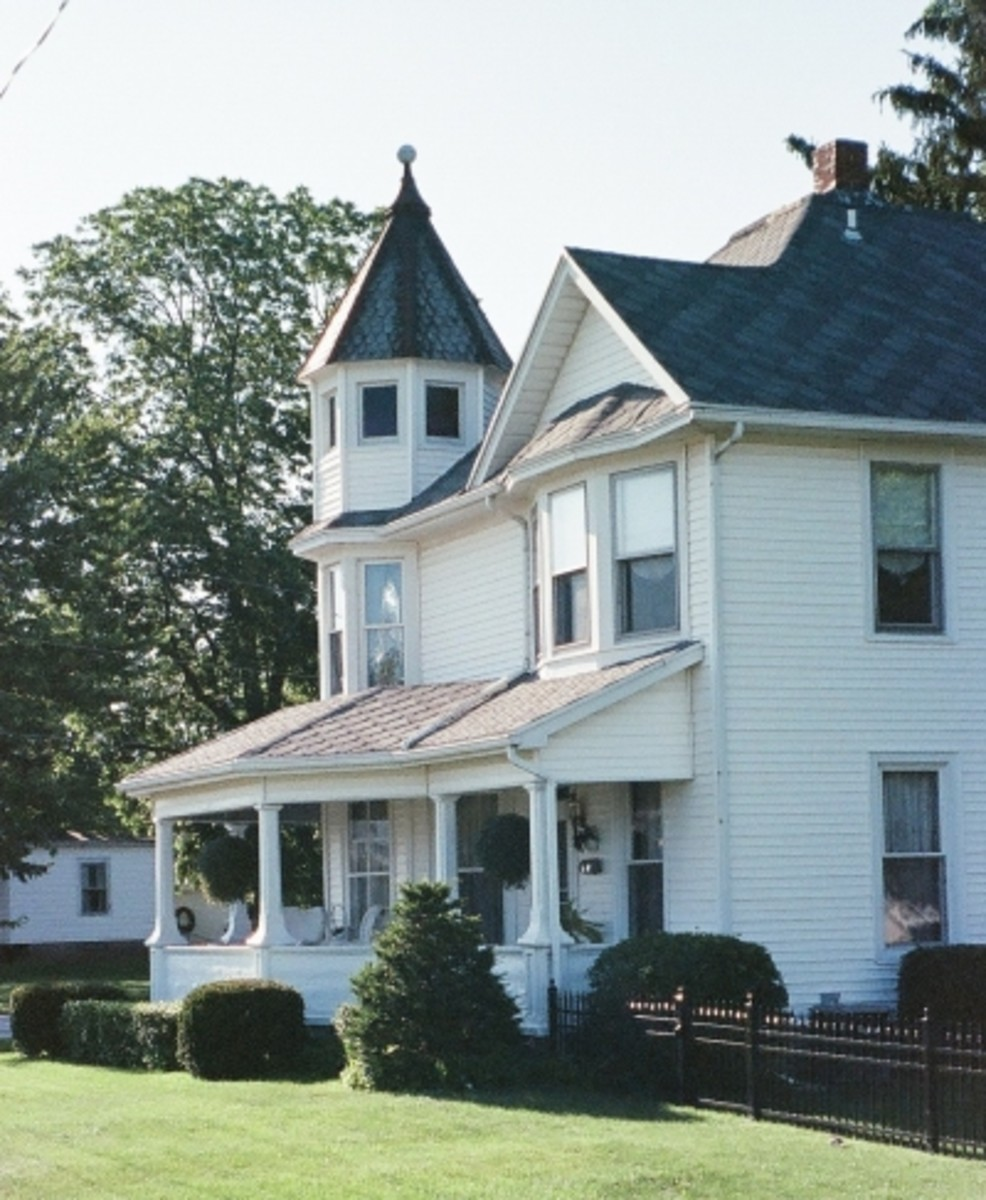 Most homes in Mulberry are more than 50 years old.