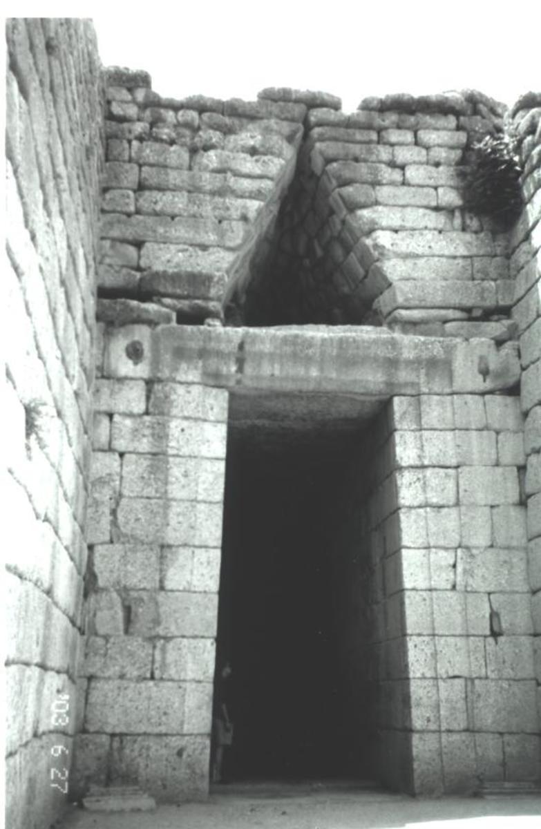 The Treasury of Atreus