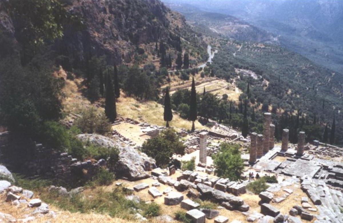 Mystical Delphi