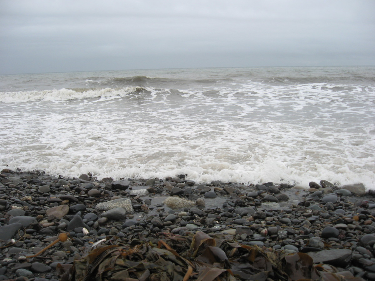 Sea of Alaska