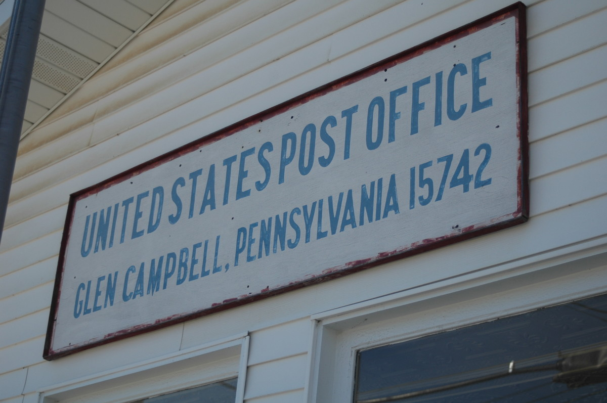 Glen Campbell Post Office