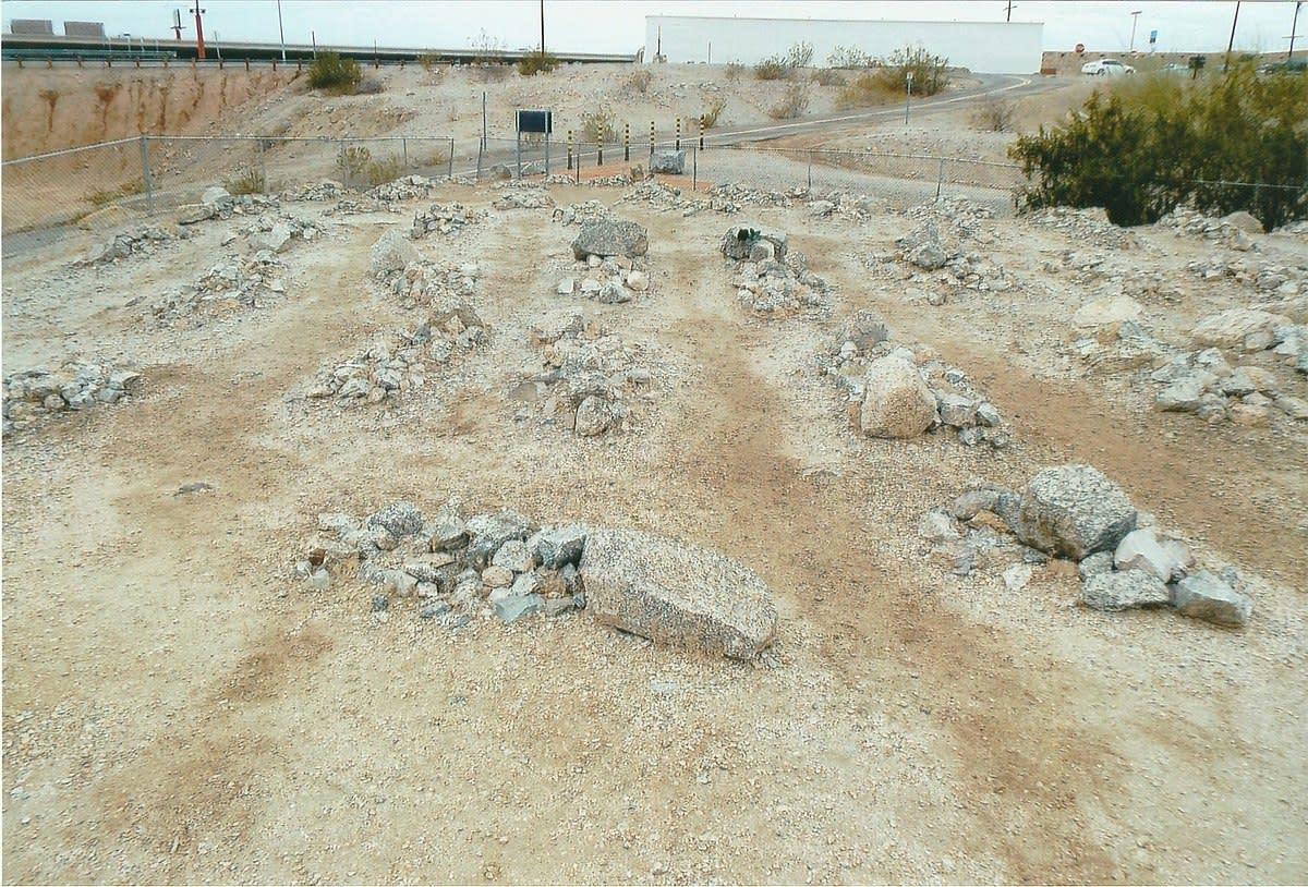 Yuma Territorial Prison Cemetery