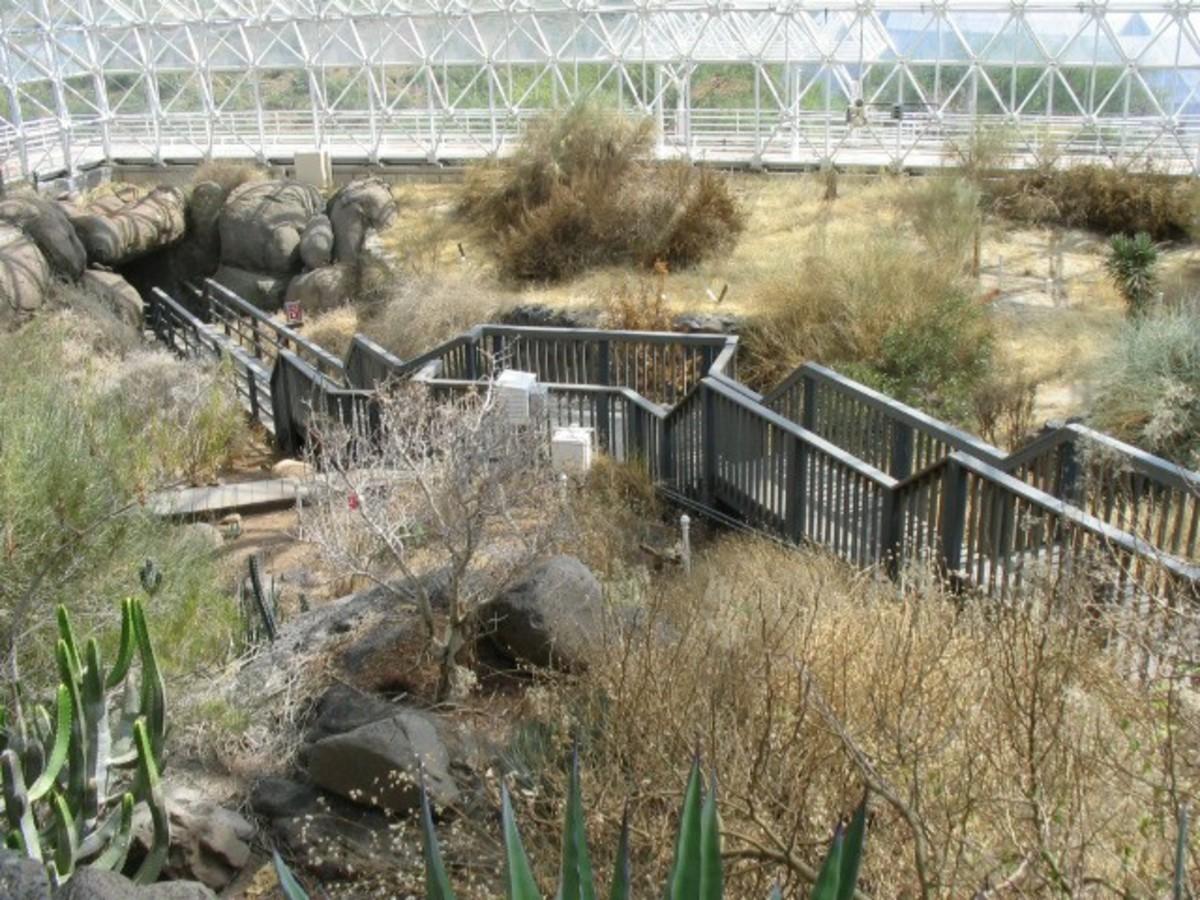Tour Biosphere 2